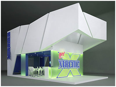 Gel Xtreme Stand